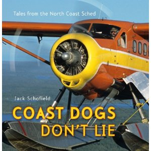 Book cover of Coast Dogs Don't Lie by Jack Schofield