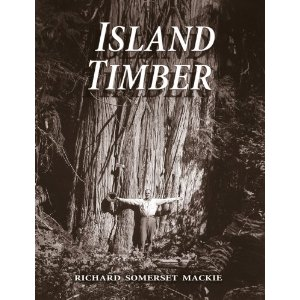 Book cover of Island Timber by Richard Somerset Mackie