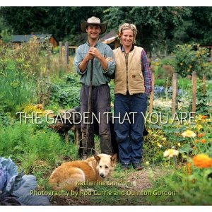 Book cover of The Garden That You Are by Katherine Gordon