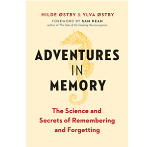 Book cover of Adventures in Memory by Hilde Ostby and Ylva Ostby