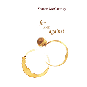 Book cover of For and Against by Sharon McCartney