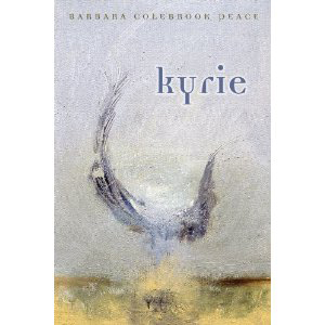 Book cover of Kyrie by Barbara Colebrook Peace
