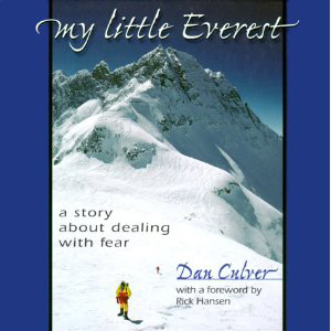 Book cover of My Little Everest by Dan Culver