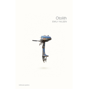Book cover of Otolith by Emily Nielsen