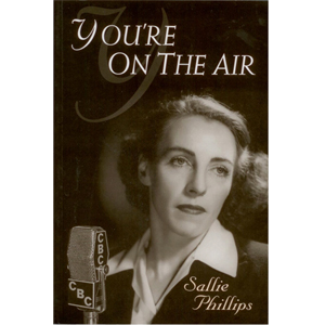 Book cover of You're on the Air by Sallie Phillips