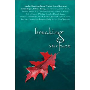 Book cover of Breaking the Surface by Marilyn Bowering and others