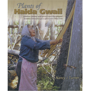 Book cover of Plants of Haida Gwaii by Nancy J. Turner