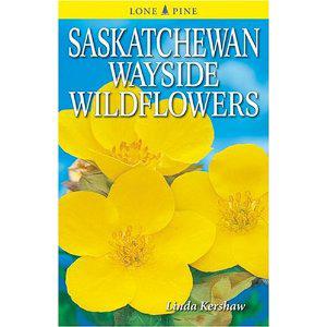 Book cover of Saskatchewan Wayside Wildflowers by Linda Kershaw